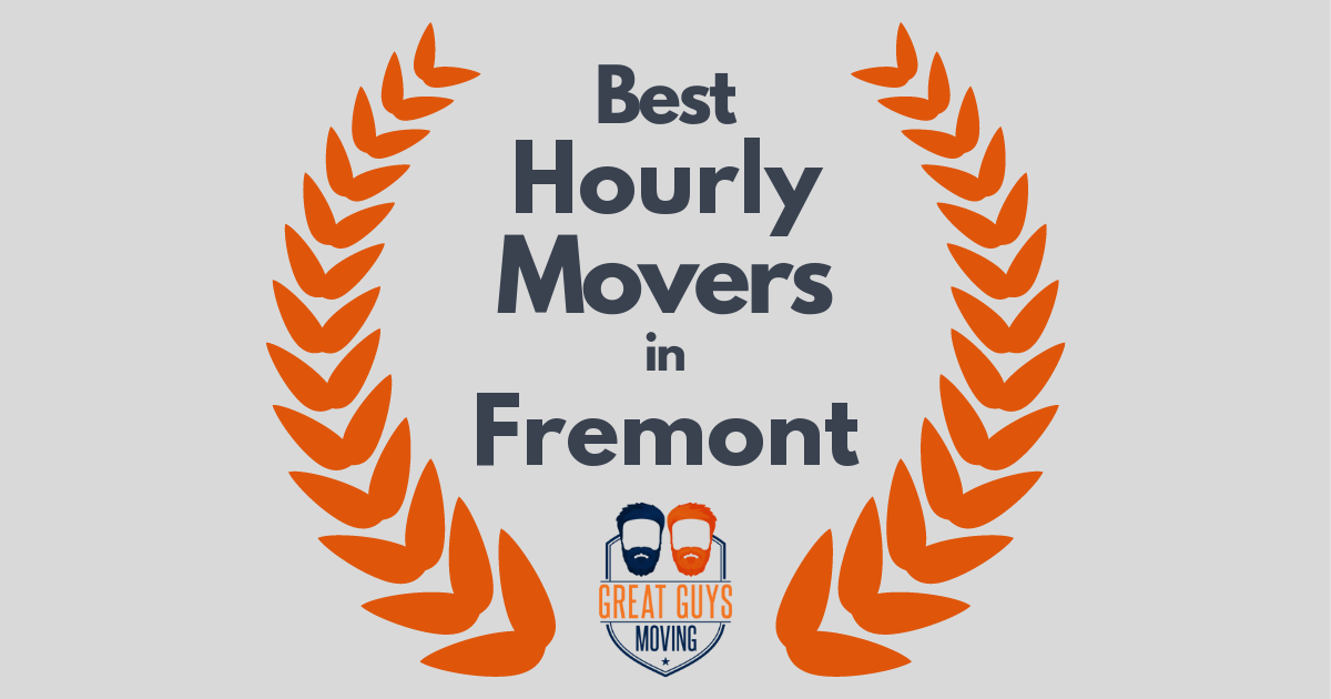 Best Hourly Movers in Fremont, CA