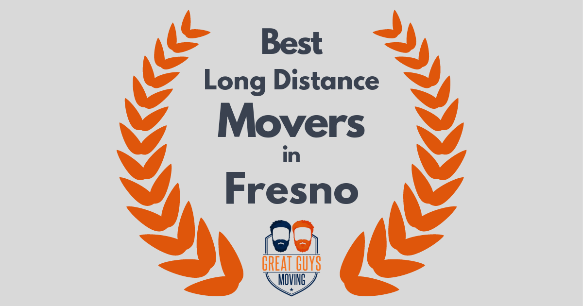 Best Long Distance Movers in Fresno, CA