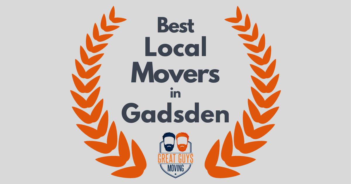 Best Local Movers in Gadsden, AL