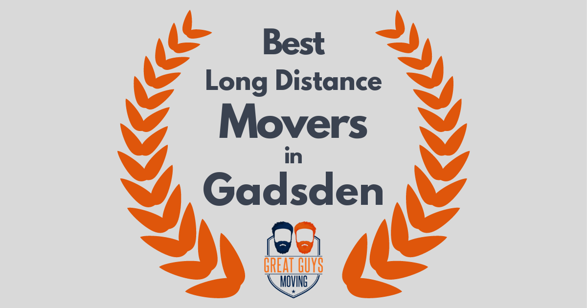 Best Long Distance Movers in Gadsden, AL