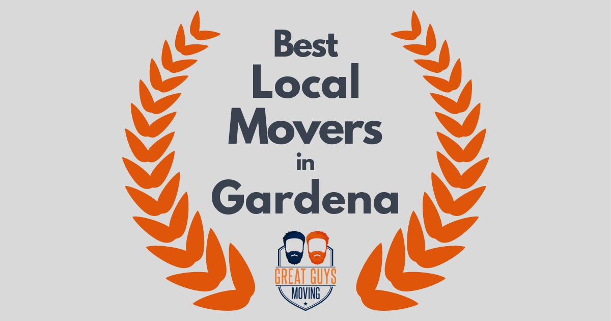Best Local Movers in Gardena, CA
