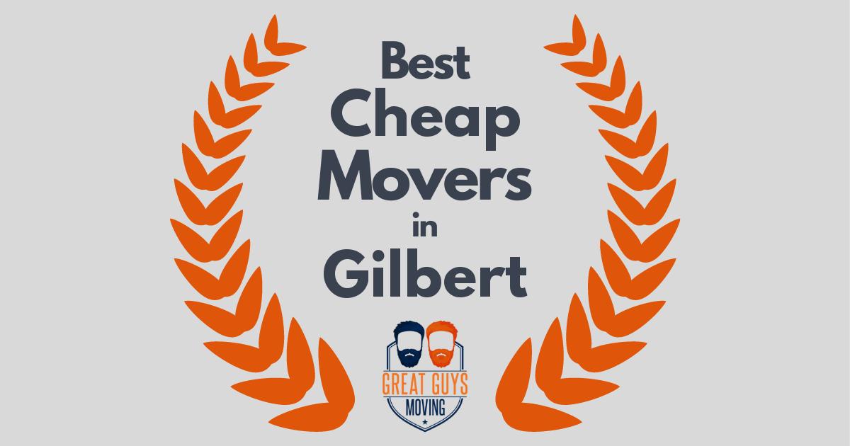 Best Cheap Movers in Gilbert, AZ