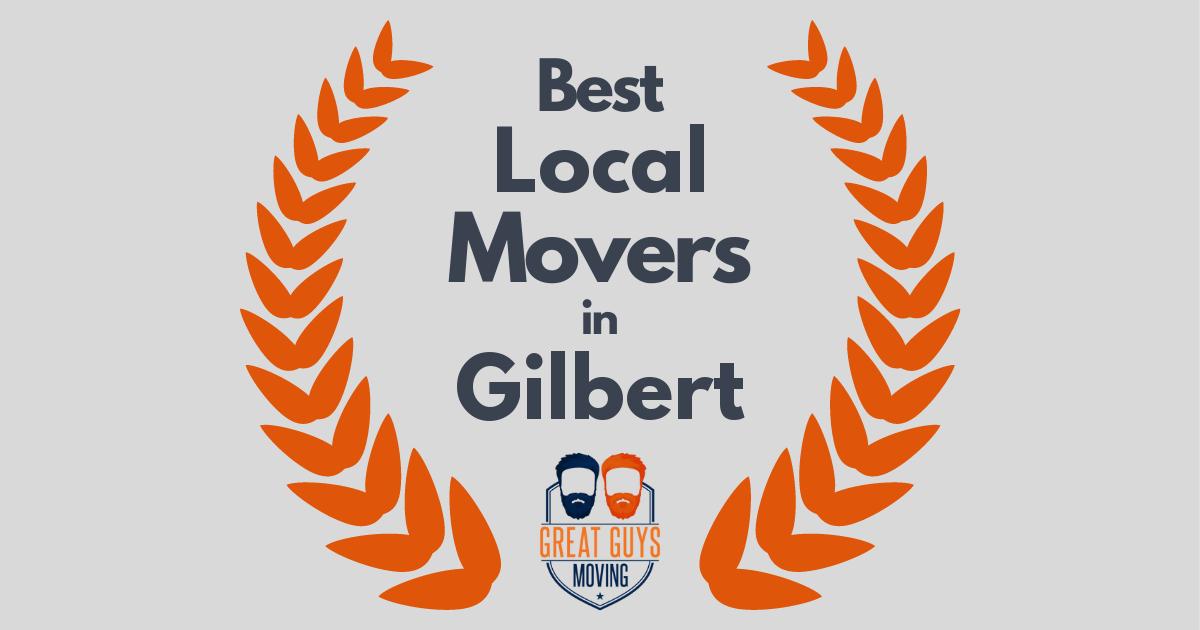 Best Local Movers in Gilbert, AZ