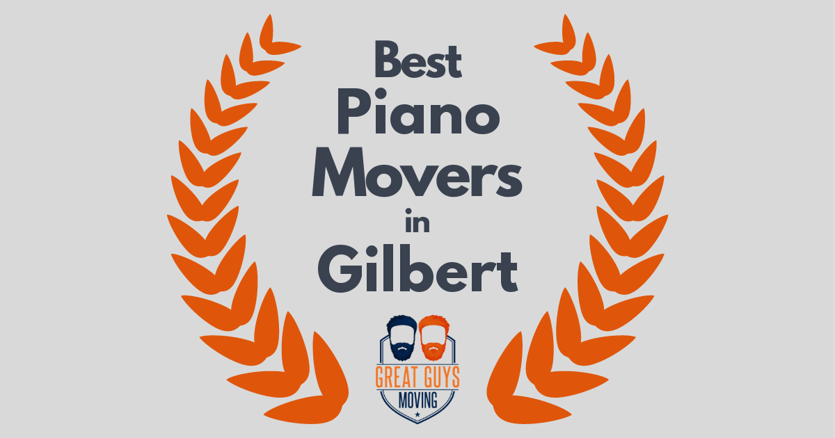 Best Piano Movers in Gilbert, AZ