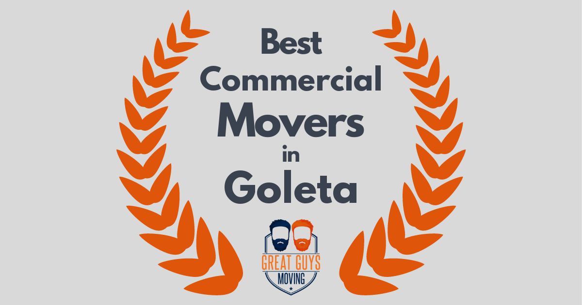 Best Commercial Movers in Goleta, CA