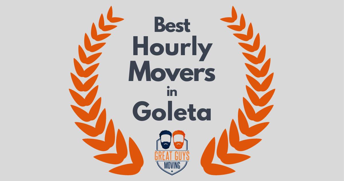 Best Hourly Movers in Goleta, CA