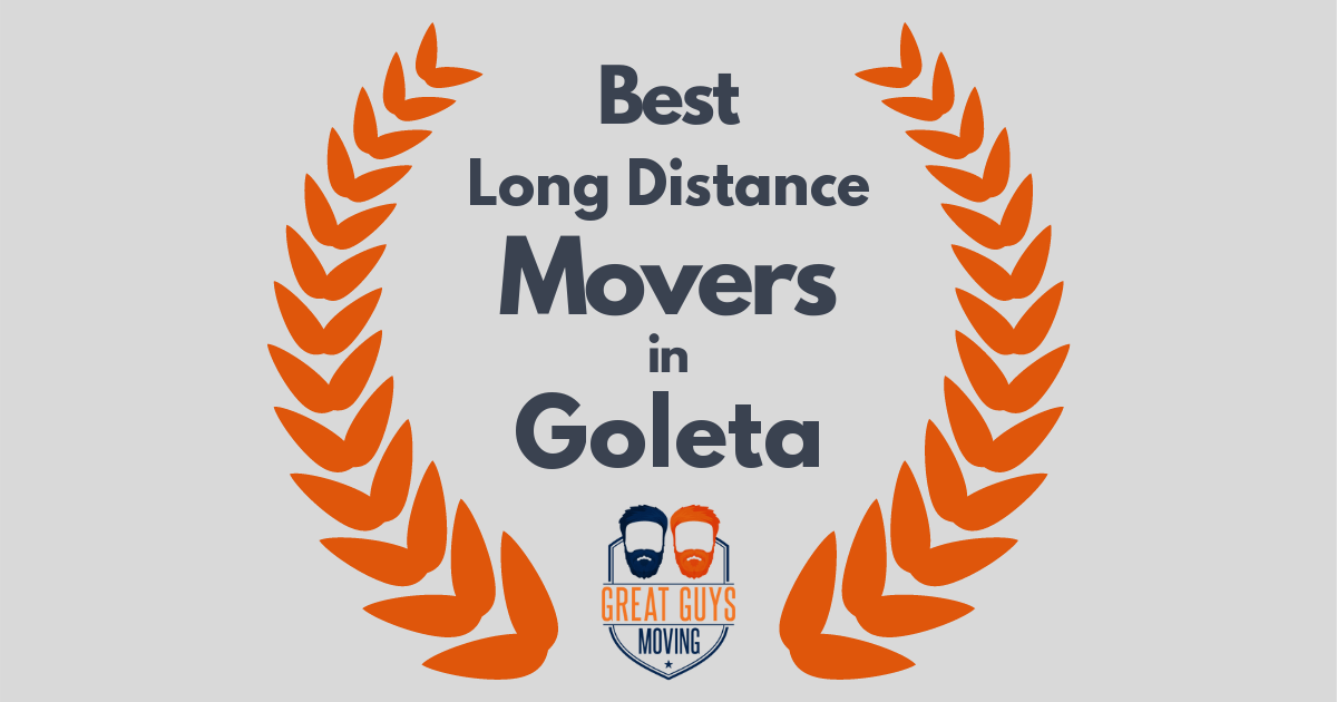 Best Long Distance Movers in Goleta, CA