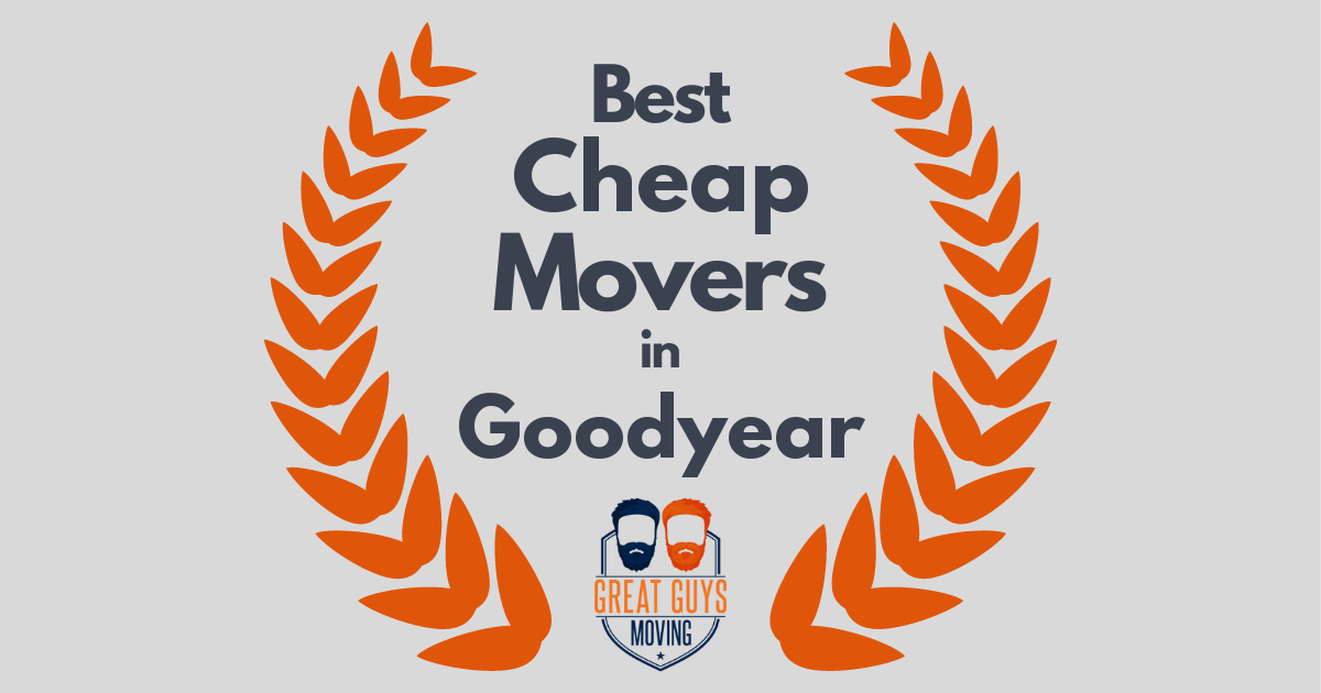 Best Cheap Movers in Goodyear, AZ