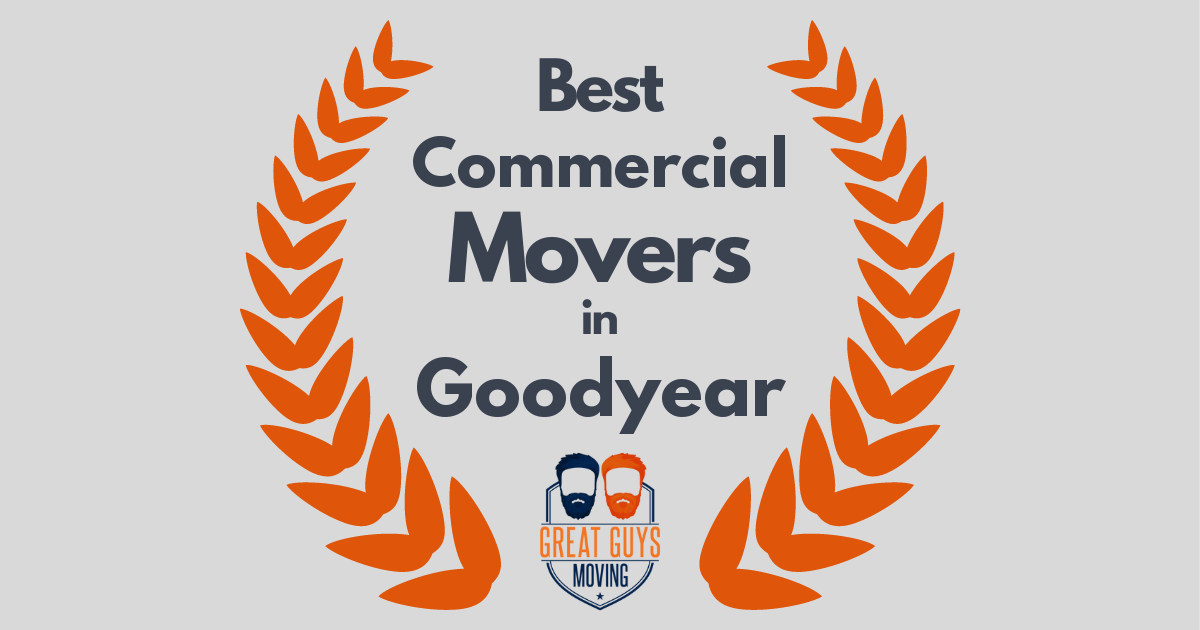 Best Commercial Movers in Goodyear, AZ