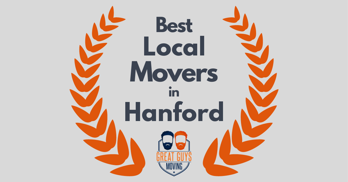 Best Local Movers in Hanford, CA
