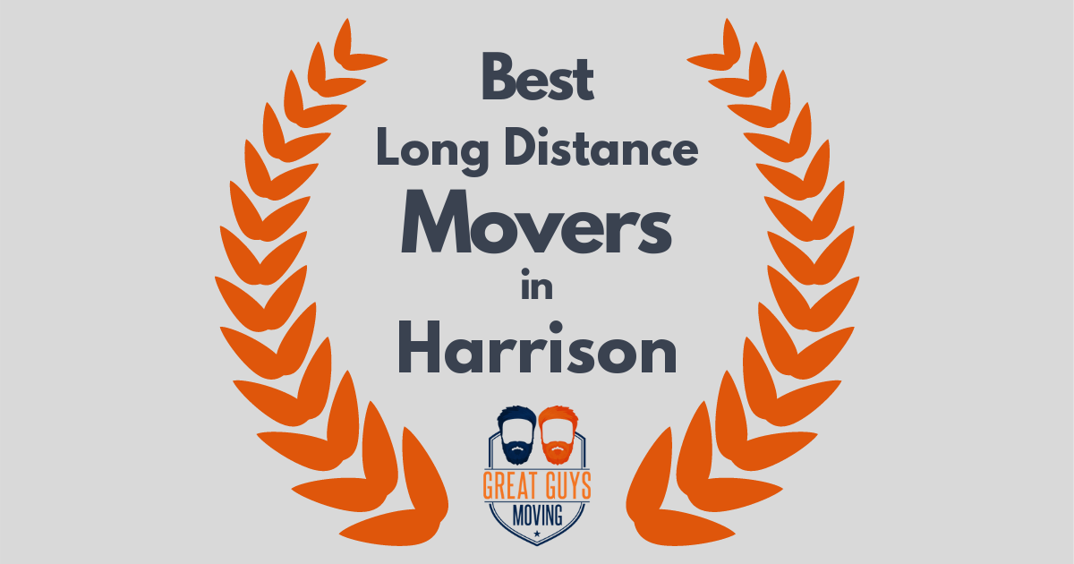Best Long Distance Movers in Harrison, AR