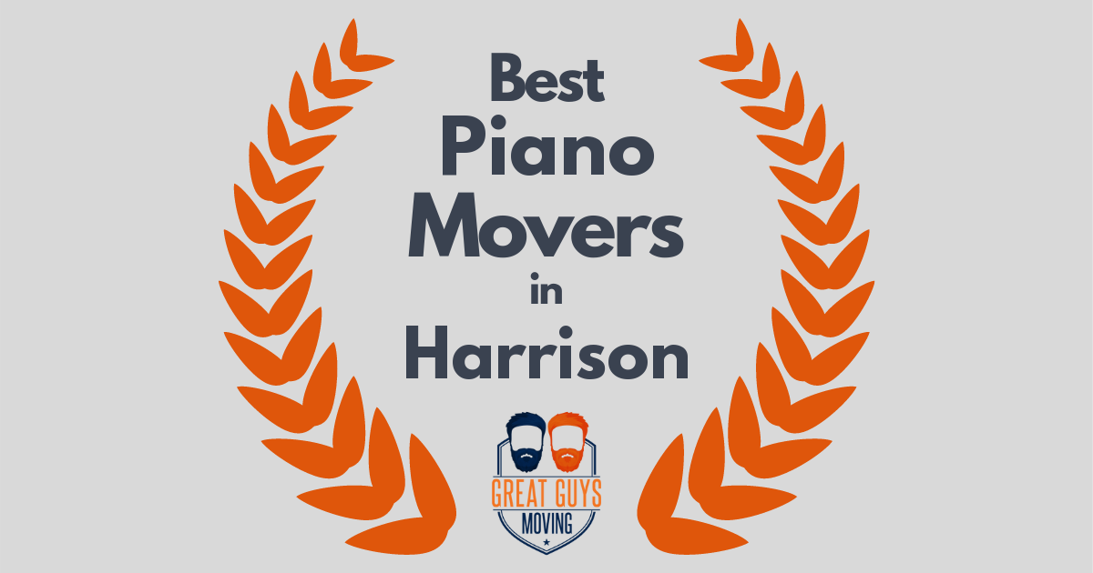 Best Piano Movers in Harrison, AR