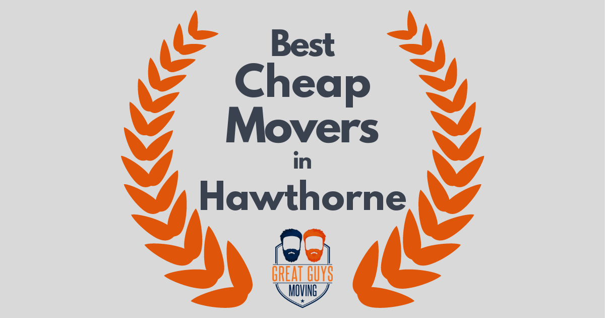 Best Cheap Movers in Hawthorne, CA