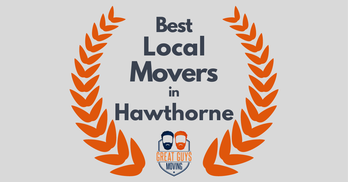 Best Local Movers in Hawthorne, CA