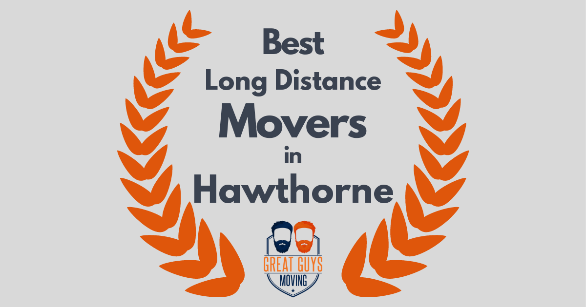Best Long Distance Movers in Hawthorne, CA