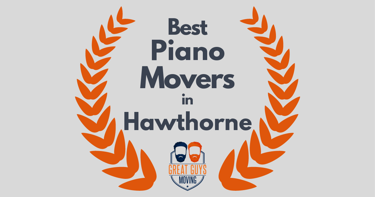 Best Piano Movers in Hawthorne, CA