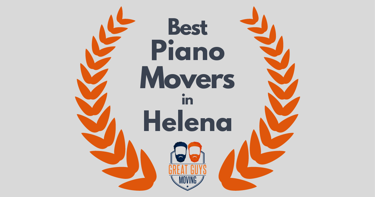Best Piano Movers in Helena, AL