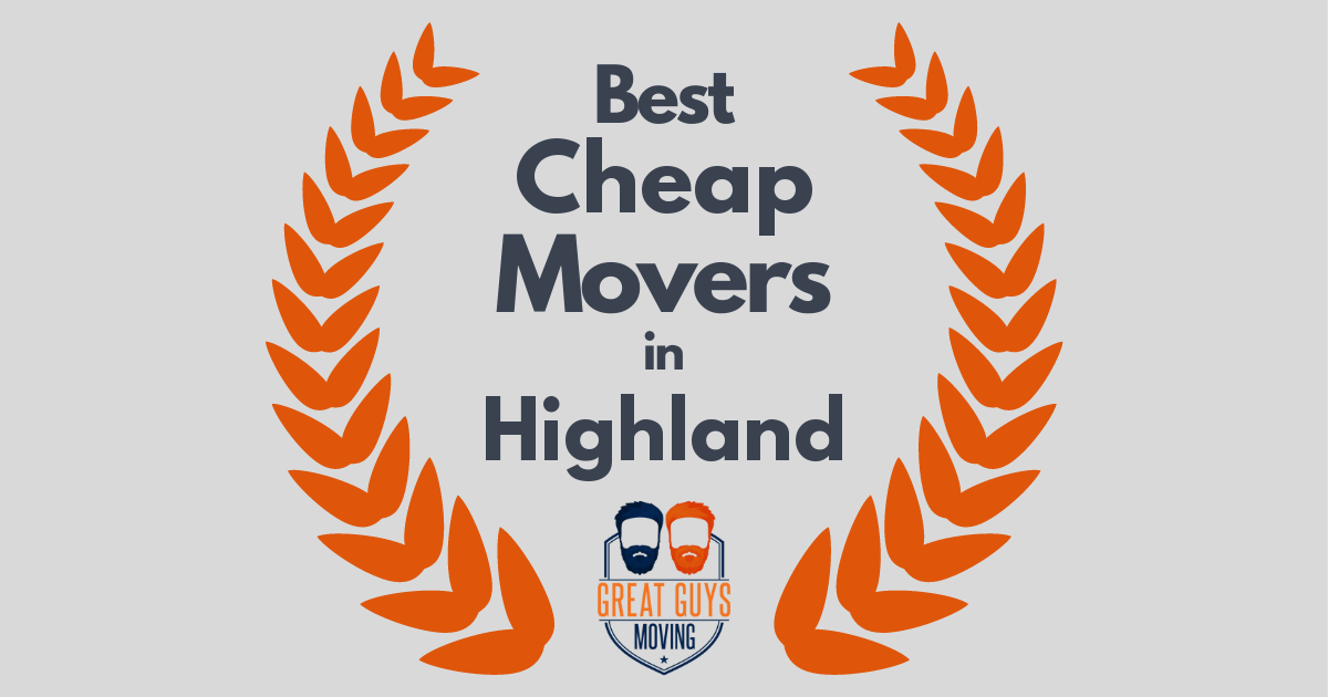 Best Cheap Movers in Highland, CA