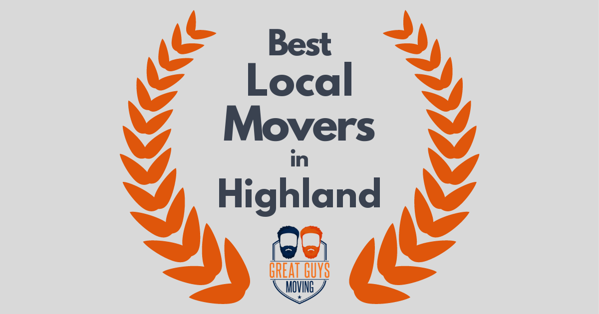 Best Local Movers in Highland, CA