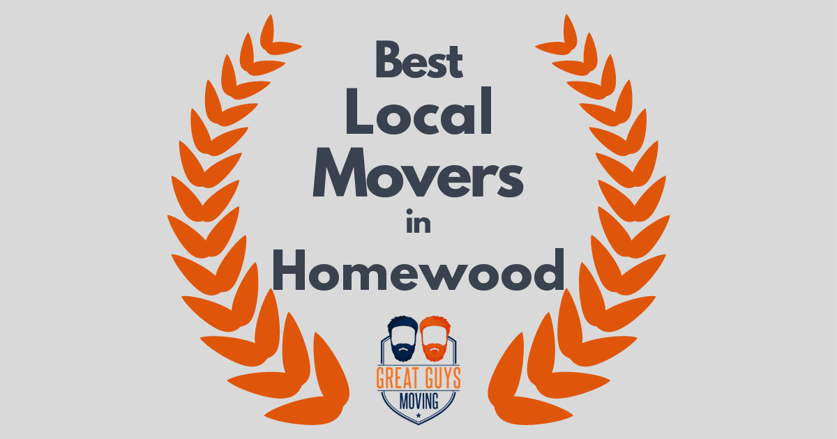 Best Local Movers in Homewood, AL