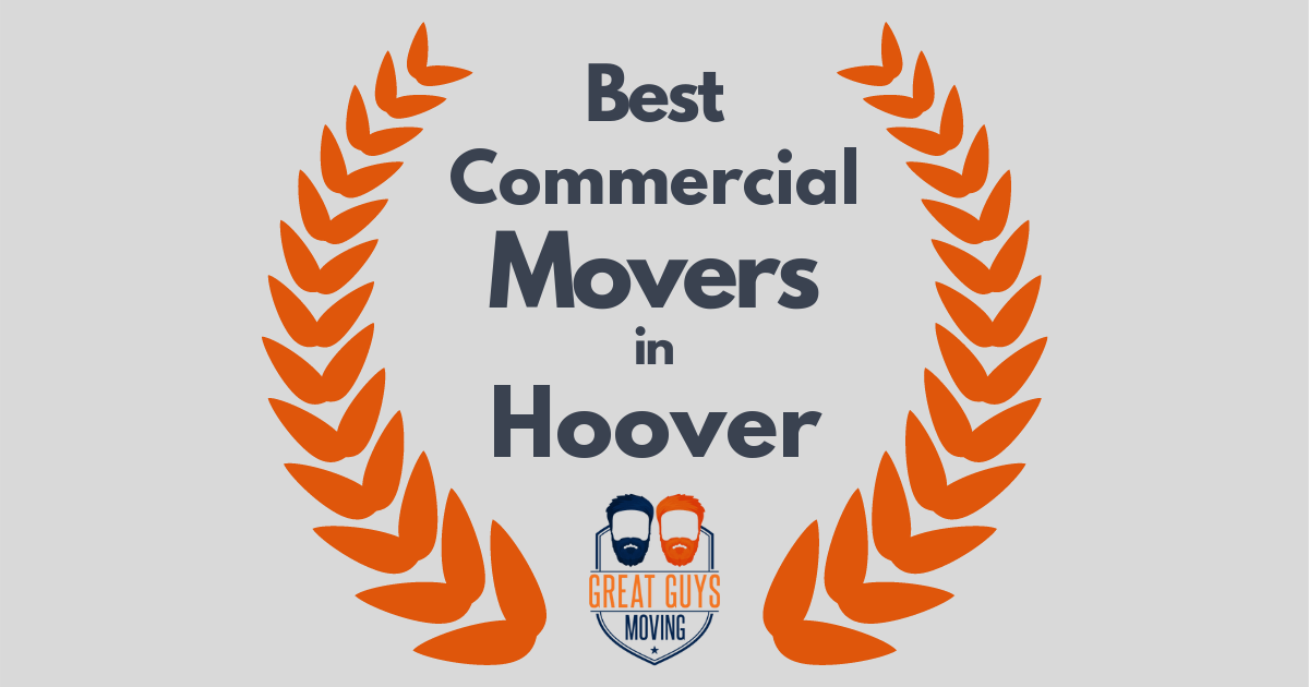 Best Commercial Movers in Hoover, AL