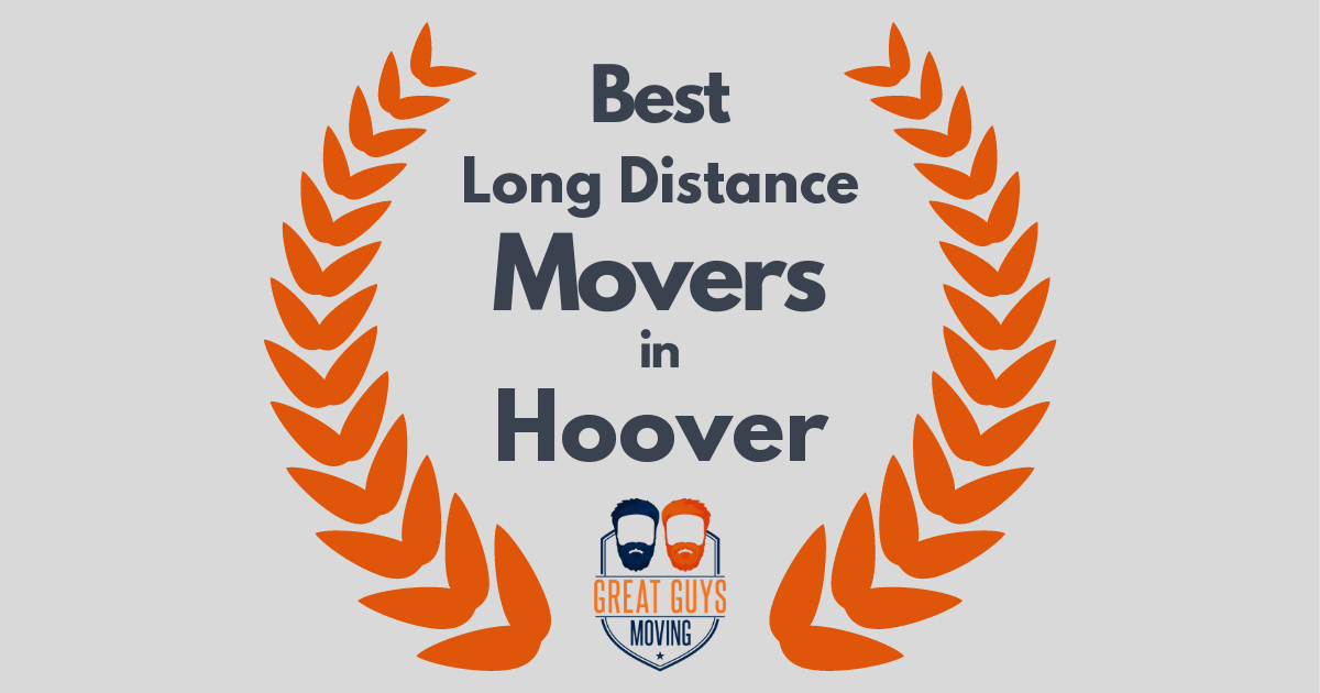 Best Long Distance Movers in Hoover, AL