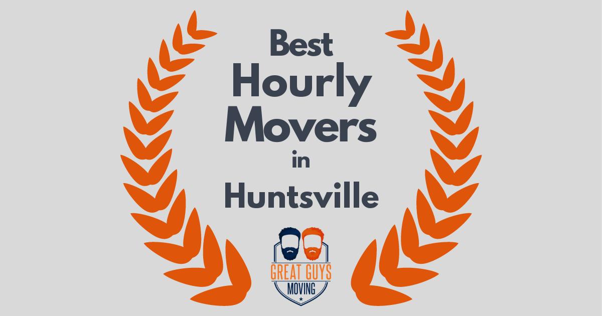 Best Hourly Movers in Huntsville, AL