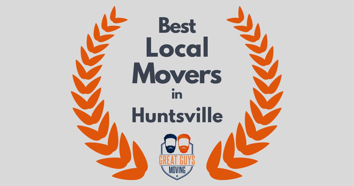 Best Local Movers in Huntsville, AL