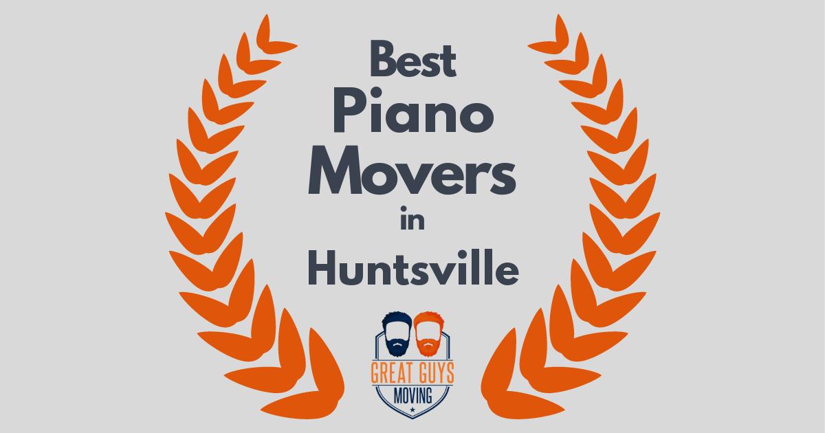 Best Piano Movers in Huntsville, AL