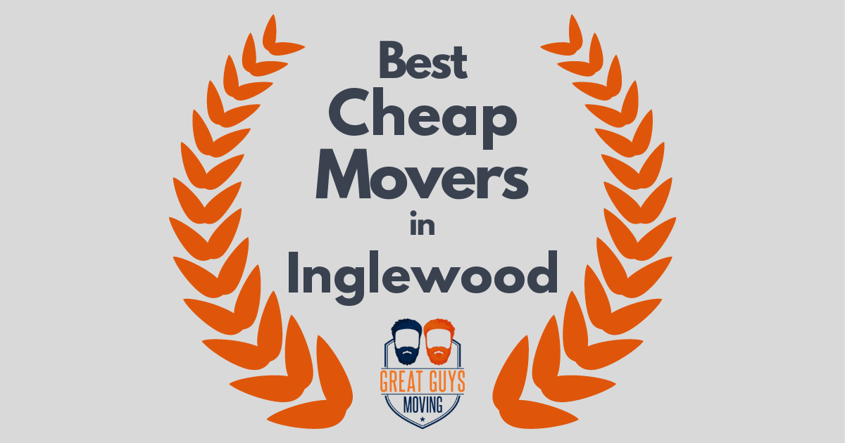 Best Cheap Movers in Inglewood, CA