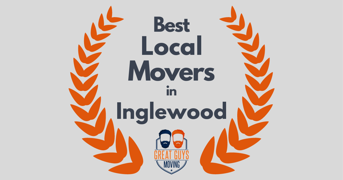 Best Local Movers in Inglewood, CA