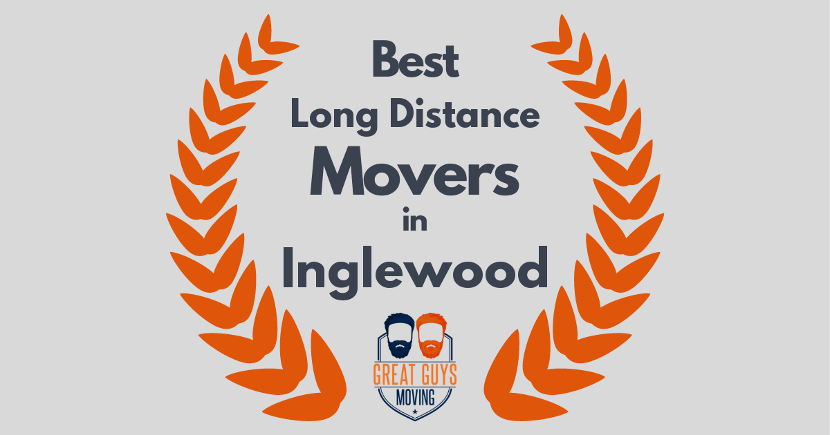 Best Long Distance Movers in Inglewood, CA