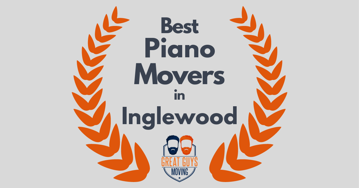 Best Piano Movers in Inglewood, CA
