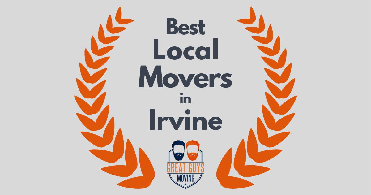Best Local Movers in Irvine, CA