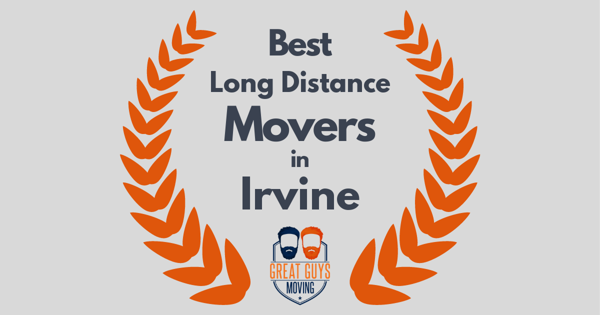 Best Long Distance Movers in Irvine, CA