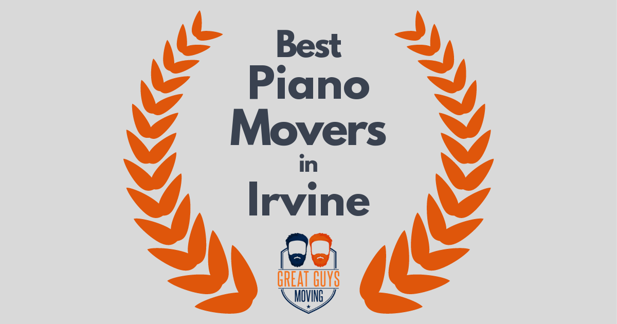 Best Piano Movers in Irvine, CA