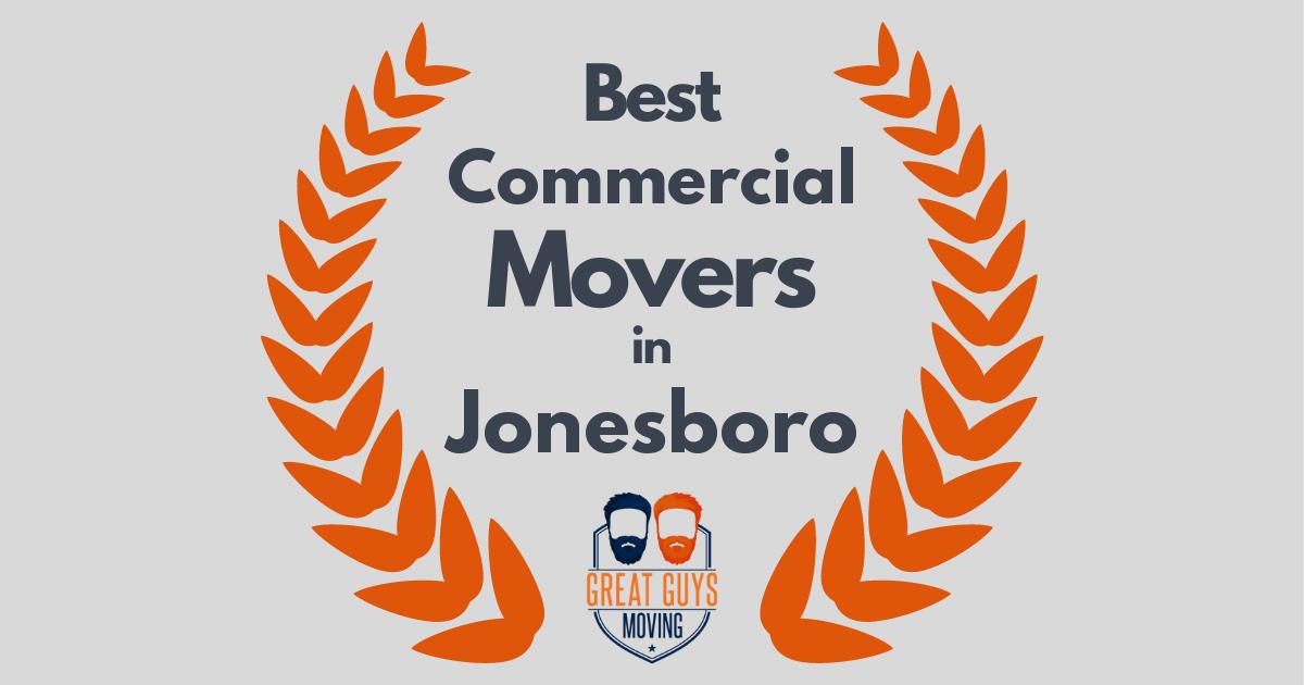 Best Commercial Movers in Jonesboro, AR