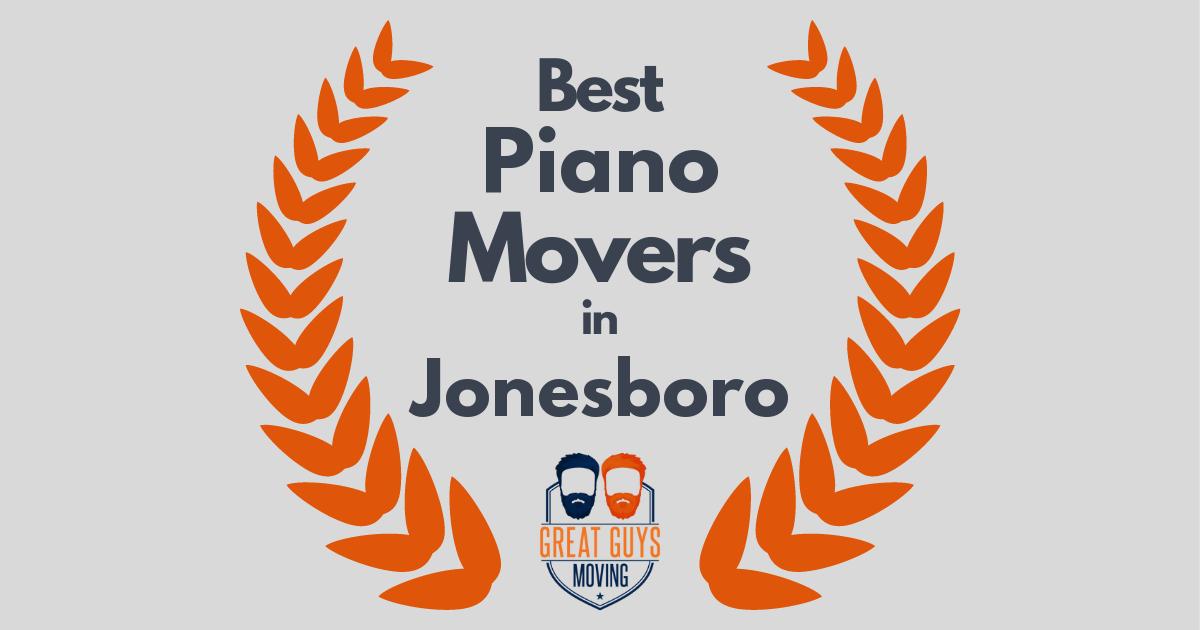 Best Piano Movers in Jonesboro, AR