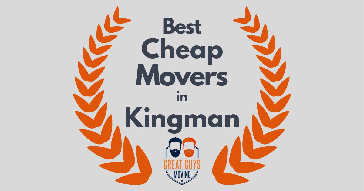 Best Cheap Movers in Kingman, AZ