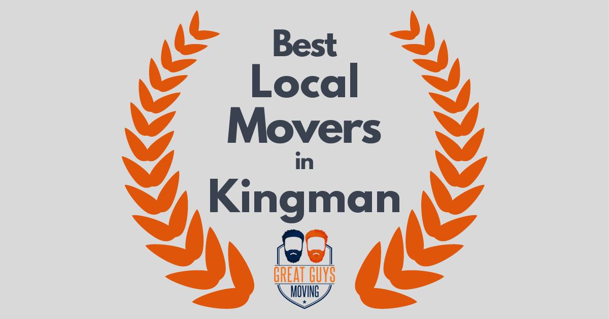 Best Local Movers in Kingman, AZ
