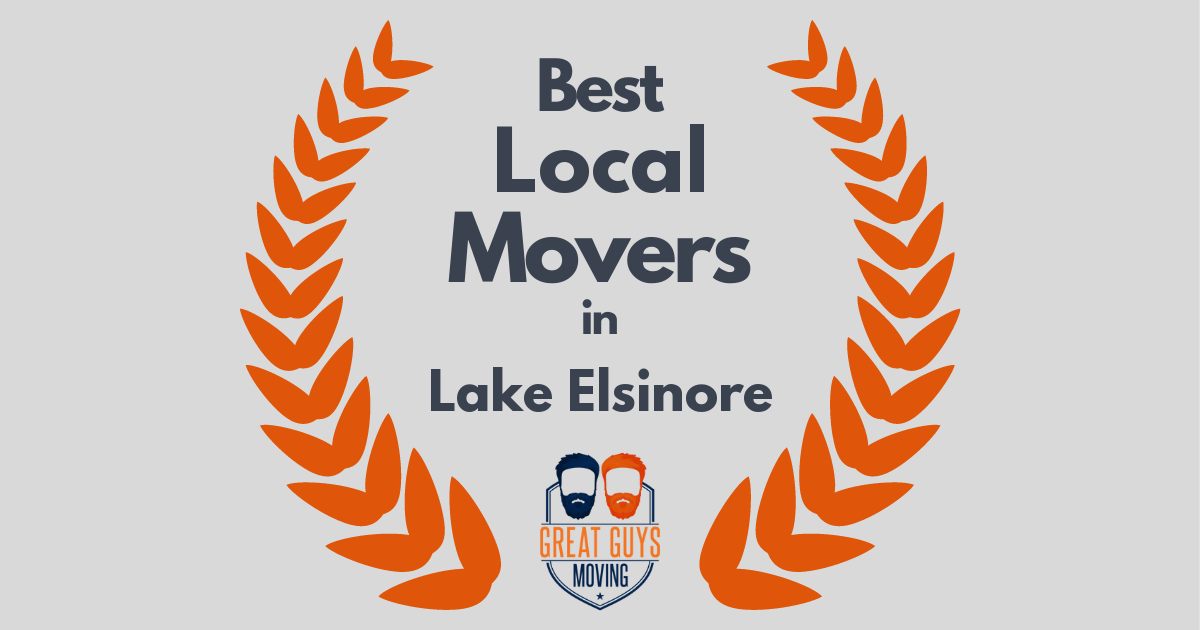 Best Local Movers in Lake Elsinore, CA