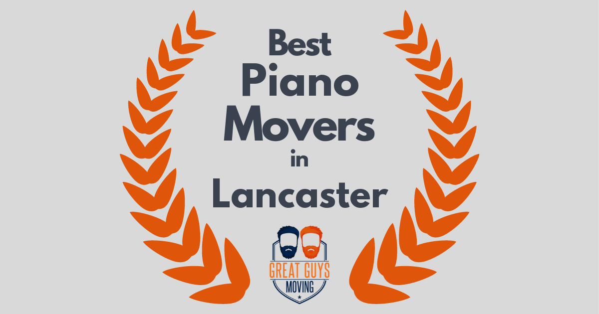 Best Piano Movers in Lancaster, CA