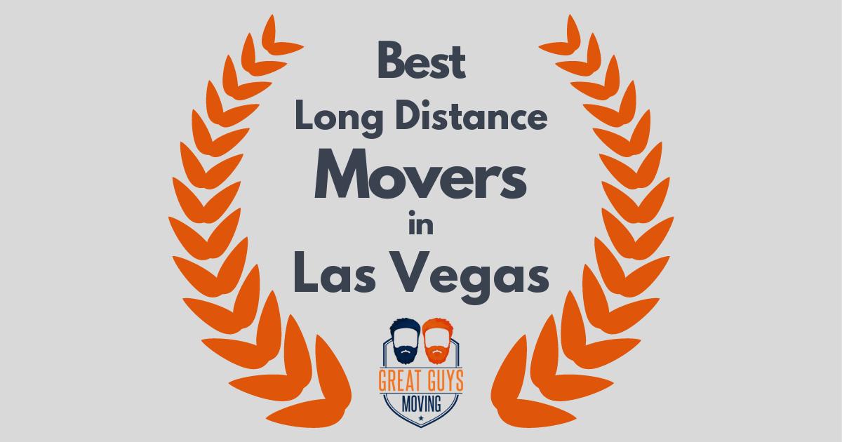 Best Long Distance Movers in Las Vegas, NV