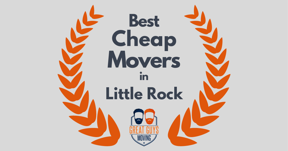 Best Cheap Movers in Little Rock, AR
