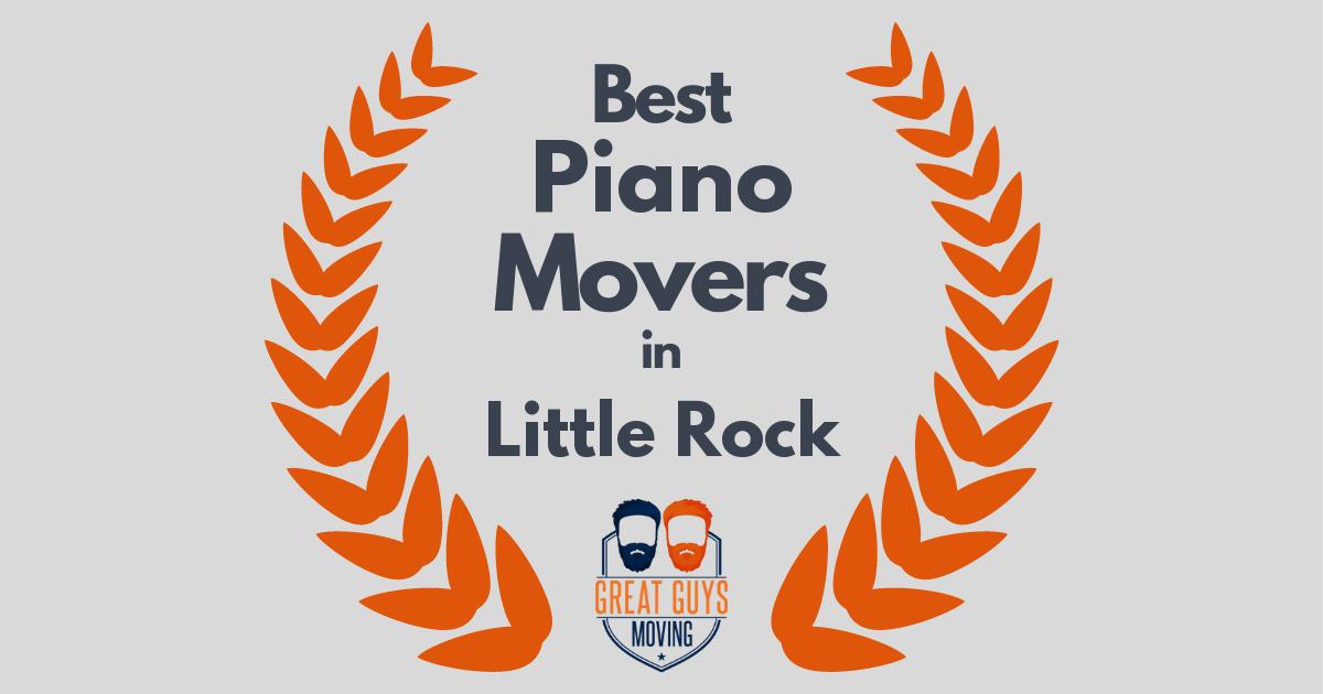 Best Piano Movers in Little Rock, AR