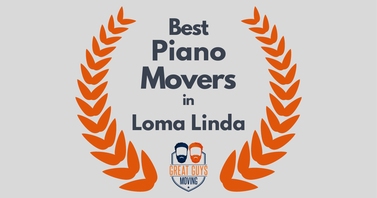 Best Piano Movers in Loma Linda, CA