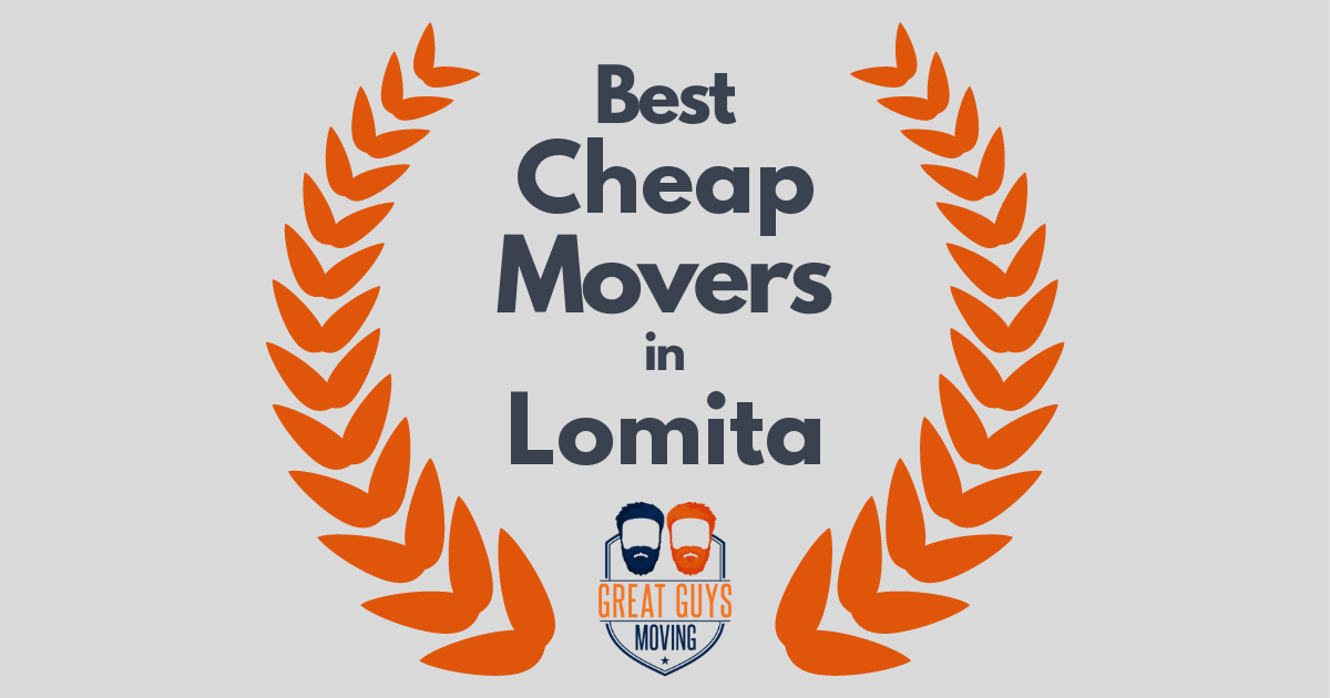 Best Cheap Movers in Lomita, CA