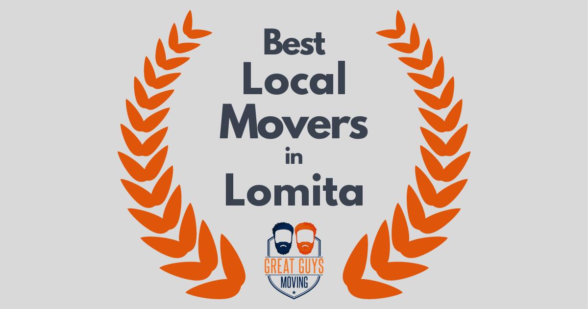 Best Local Movers in Lomita, CA