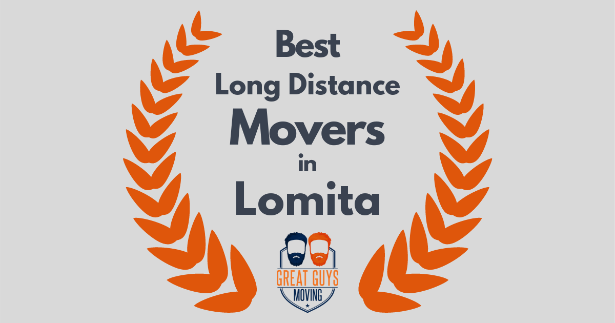 Best Long Distance Movers in Lomita, CA