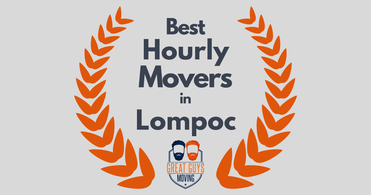 Best Hourly Movers in Lompoc, CA